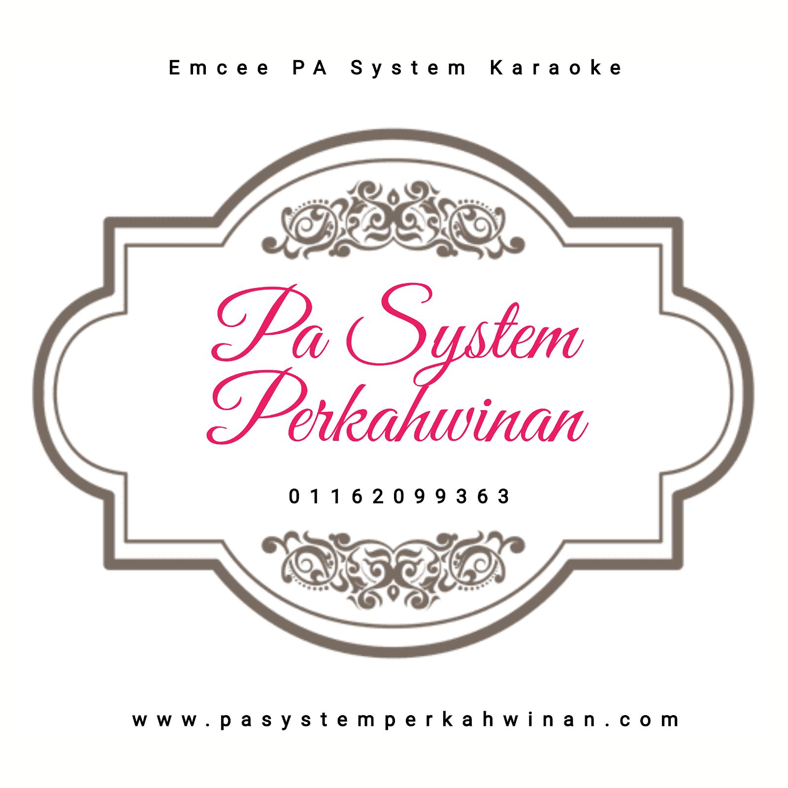 PASYSTEM PERKAHWINAN