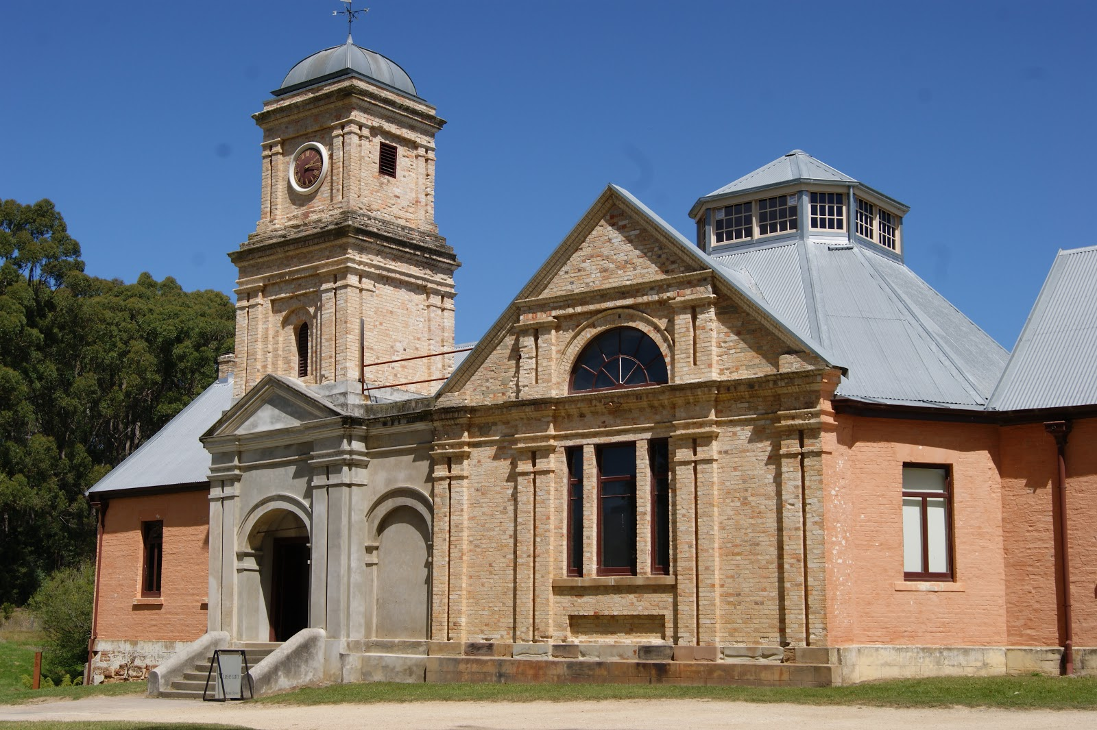 Port Arthur Town Hall buildings