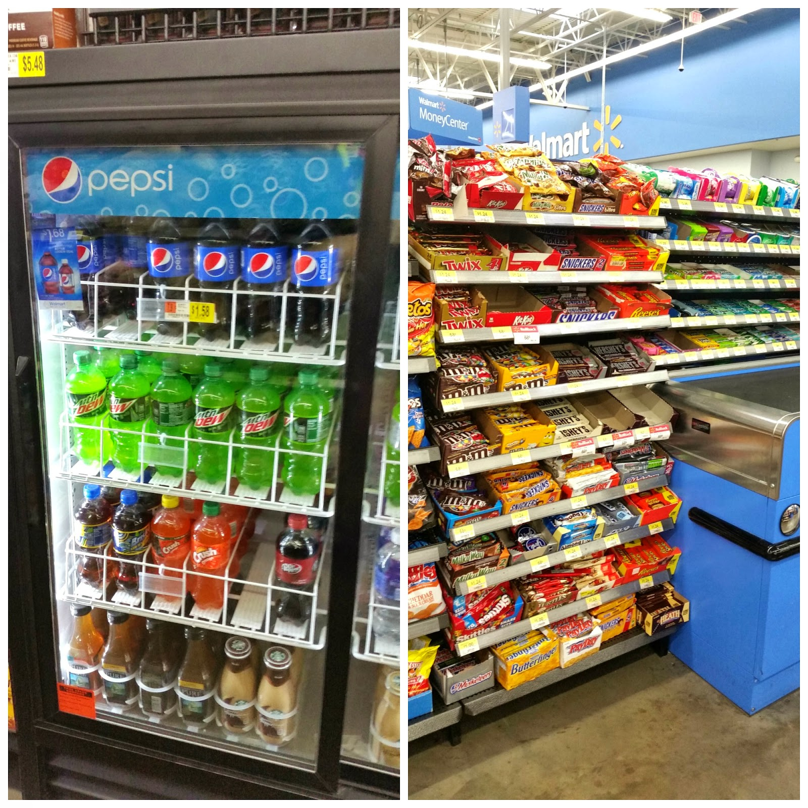 SNICKERS® 2-to-go and Dr Pepper available at Walmart #Refuel2Go