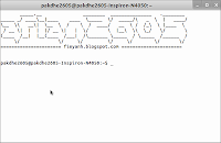 Membuat Terminal Ubuntu 11.10 Tampil Keren