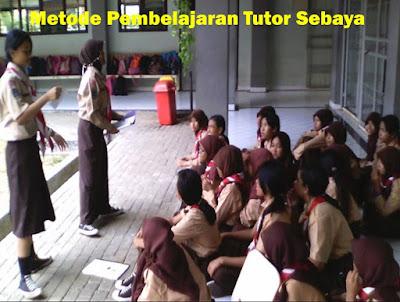 Ciri-ciri kelompok dalam Pembelajaran Tutor Sebaya