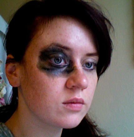 Style of Your Own: Black eye makeup