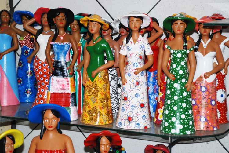 Loja Artesanato Indiano ~ Artesanais& Cia A arte do barro no Brasil!!!