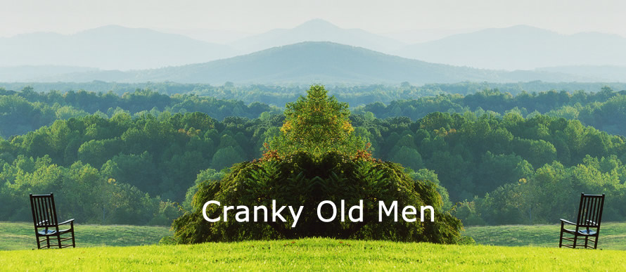 Cranky Old Men