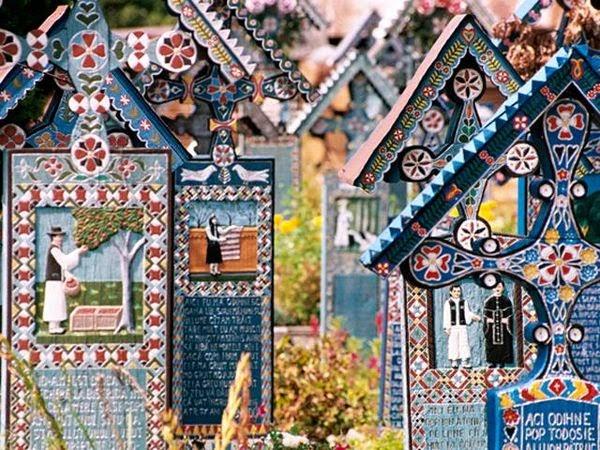 Merry Cemetery - Romania 2