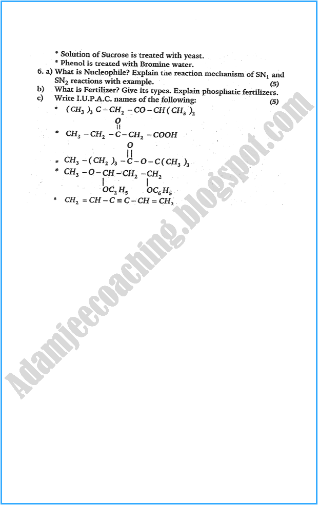 xii-chemistry-past-year-paper-2015