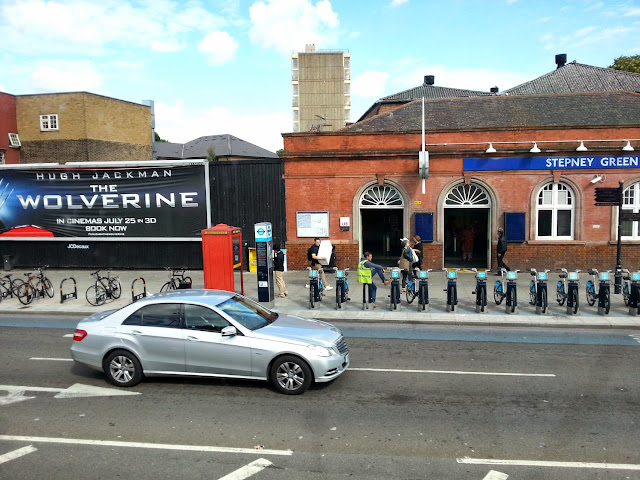 Лондон+велосипед напрокат