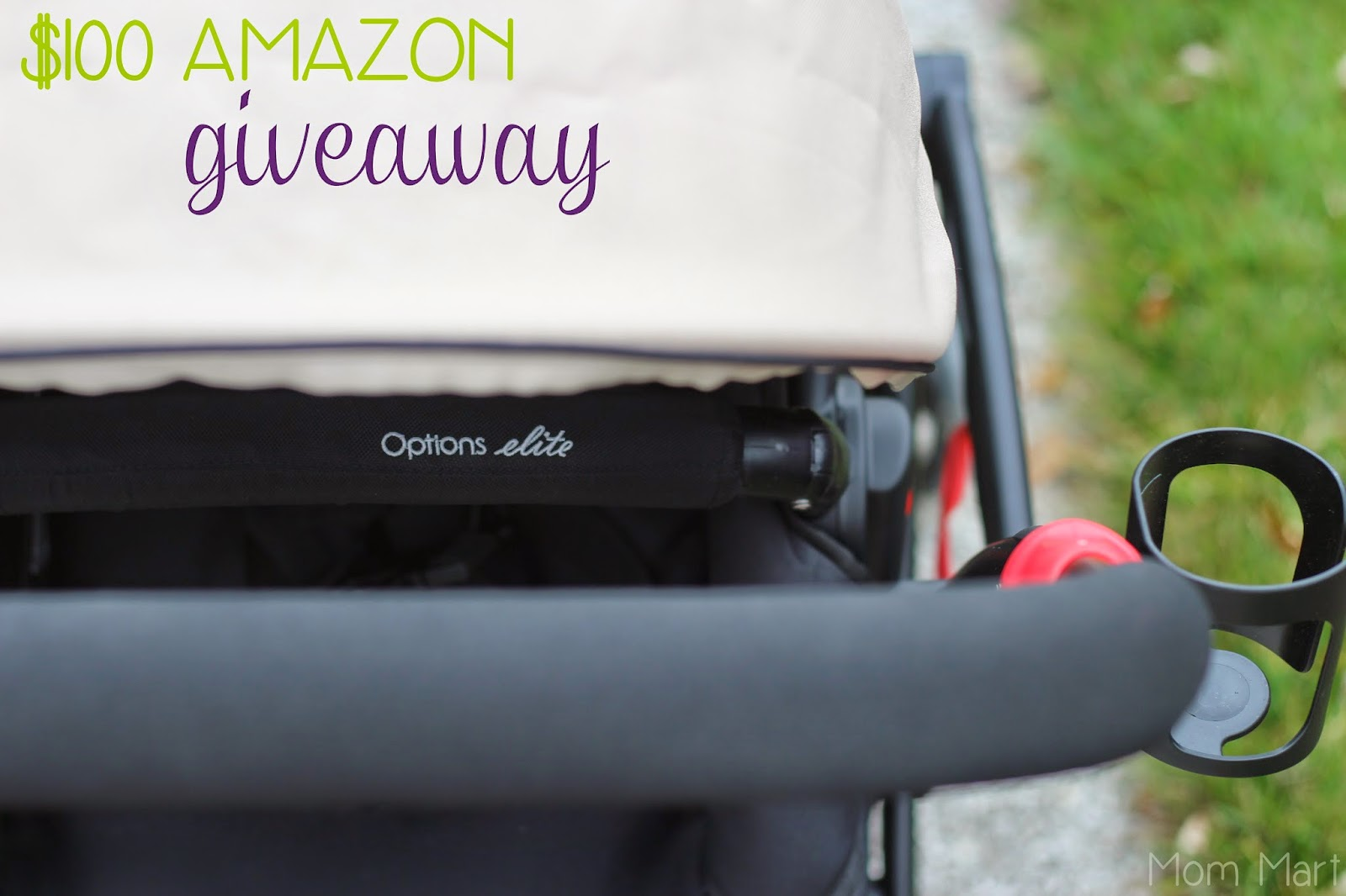 Contours Options Elite $100 Amazon Giveaway