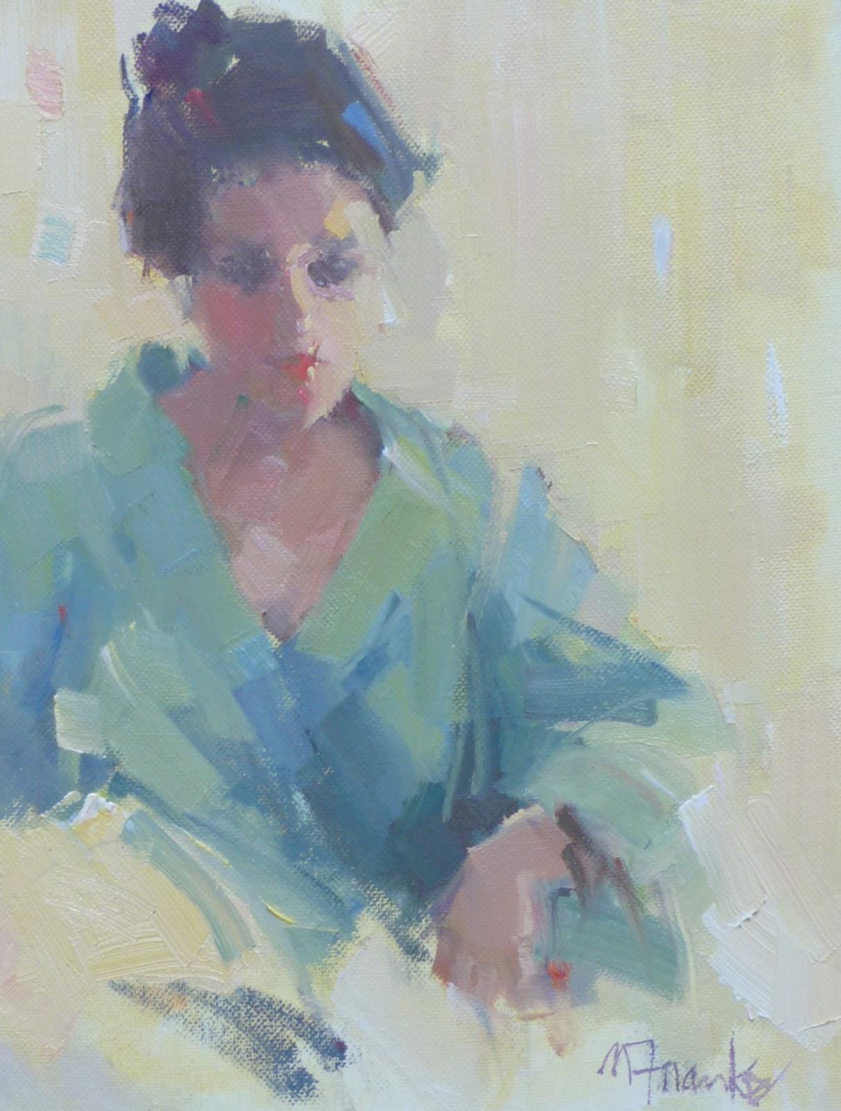 nancy franke  musings on painting  august 2012