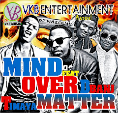 FRESH MIXTAPE TIMAYA FEATURING D'BANJ MIND OVER MATTER,