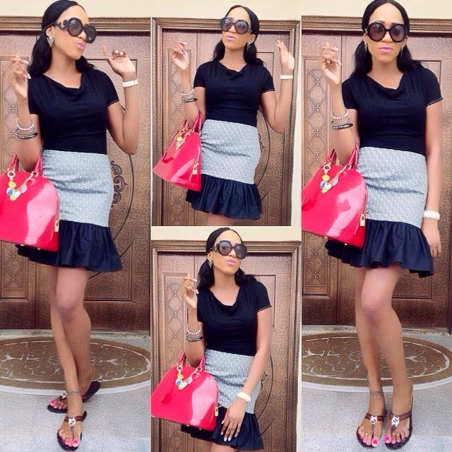 Photo of Rukky Sanda Looking Beautiful as always