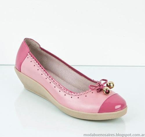 Ferraro chatitas 2013. Moda zapatos 2013 mujer.