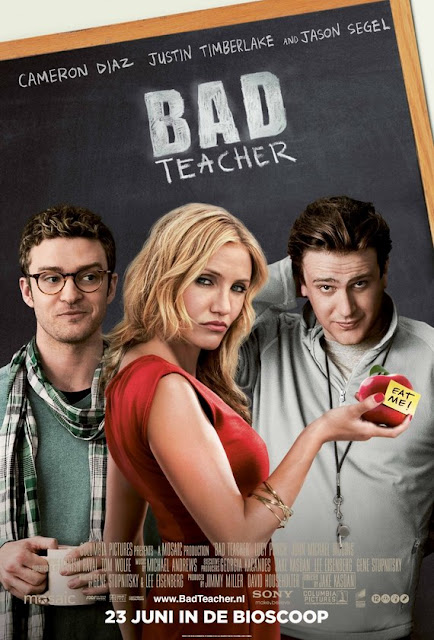 Bad Teacher Movie Poster Download
