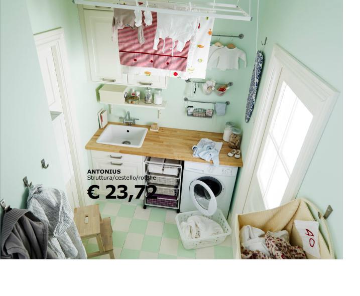 Casa dolce casa lavanderia non sgabuzzino