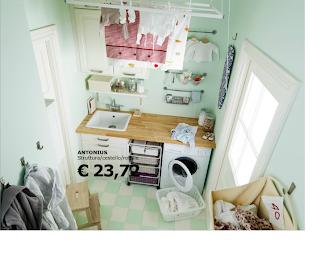 Casa dolce casa lavanderia non sgabuzzino - Porta scottex ikea ...