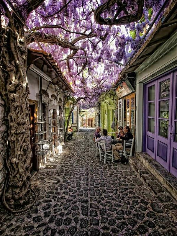 Molyvos, Grecia