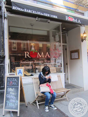 Image of Pizza Roma in NYC, New York