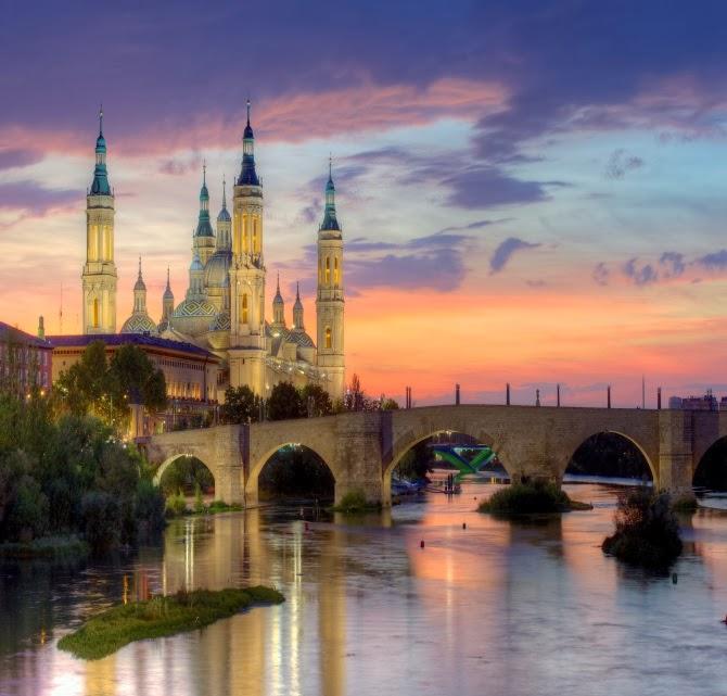 Saragosse Espagne séjour incentive étranger séminaire convention