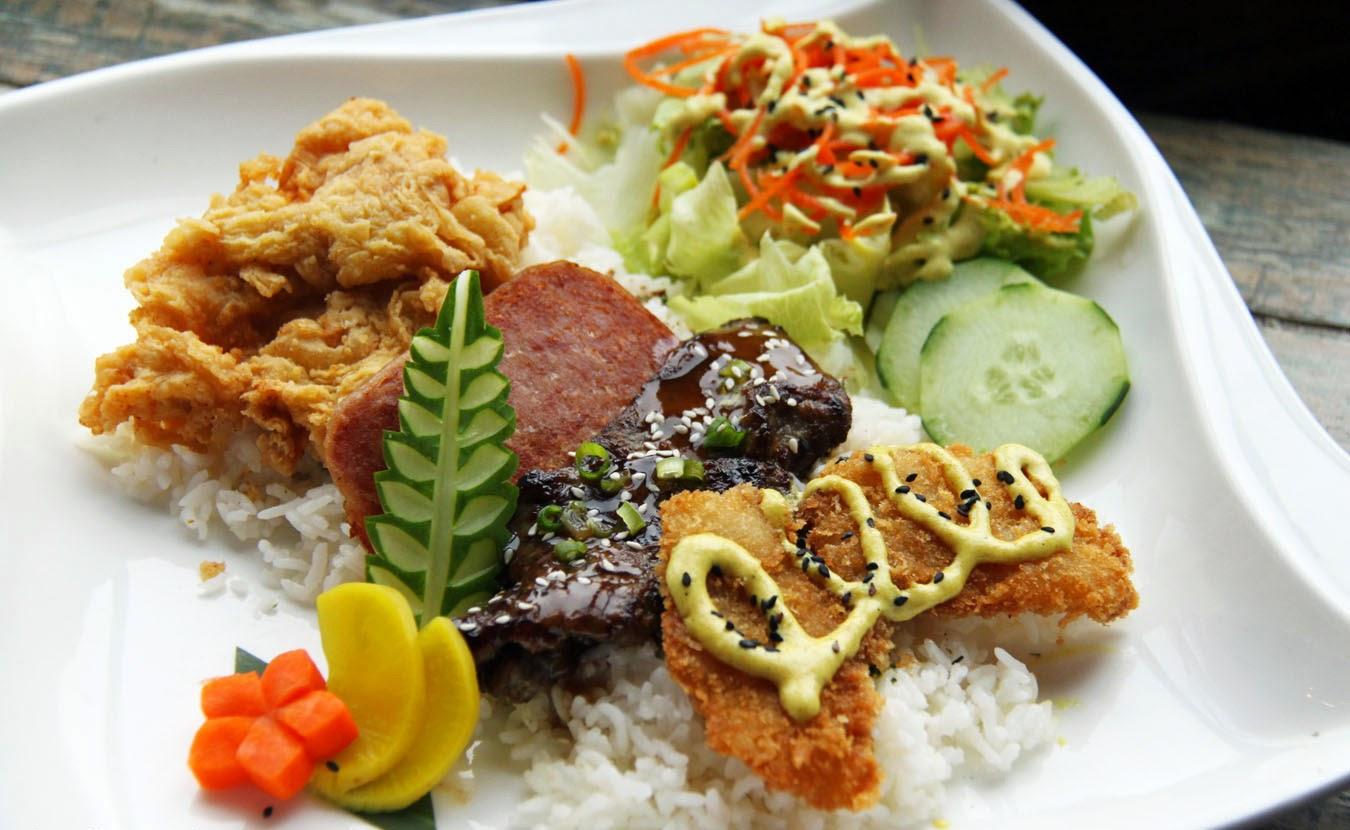 Masakan Hawaii
