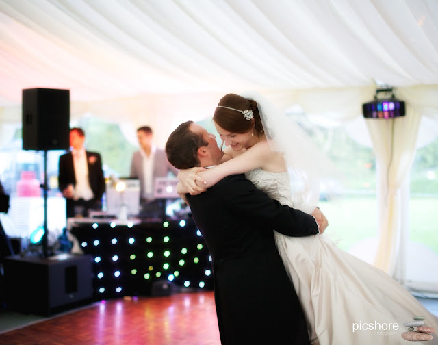 marquee wedding Devon Picshore Photography