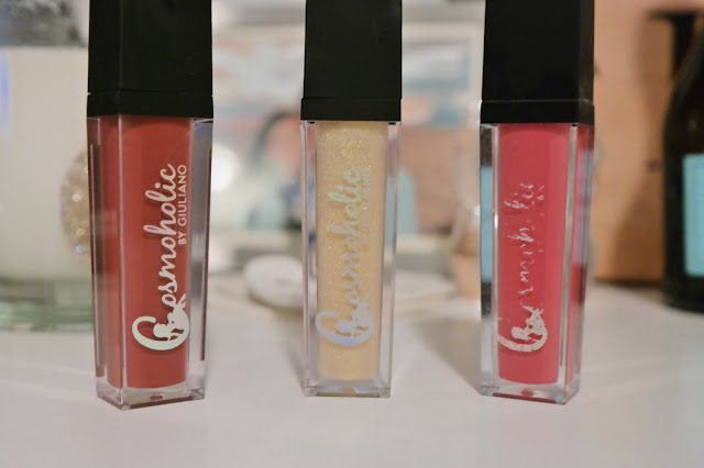 Cosmoholic Liquid Lipstick
