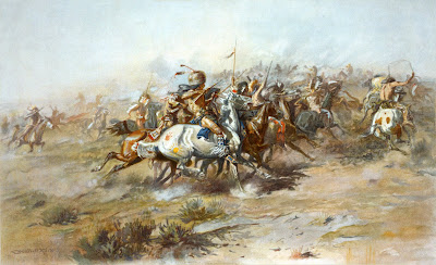 Battle of the Little Bighorn Custer's Last Stand, the Battle of the Greasy Grass