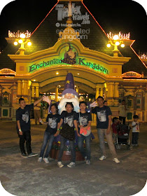 enchanted kingdom the magic stays here Enchanted by the kingdom posted on march 23, 2014 march 23 enchanted kingdom is located in santa rosa, laguna it was said to be the first fixed and themed park in the philippines the magic stays with you.