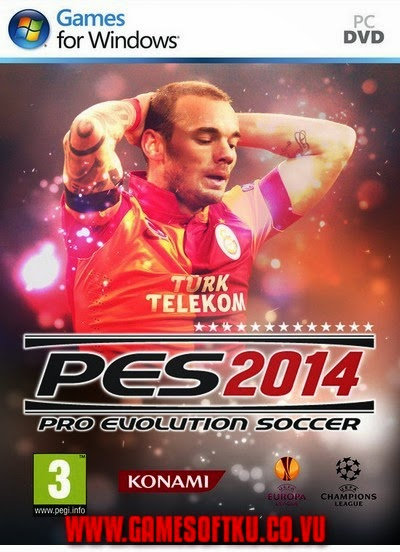 Pes 2014 Cover