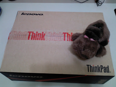 Lenovo T430開箱照1