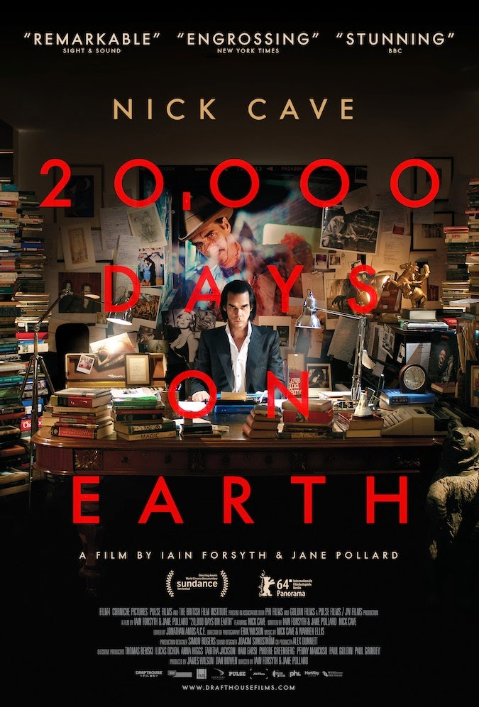 Watch 20,000 Days on Earth Full Movie 2014