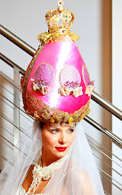 Hats I Created In My Atelier: Imperial Faberge.