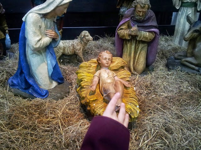 Christmas Eve 2014 The Crib Service