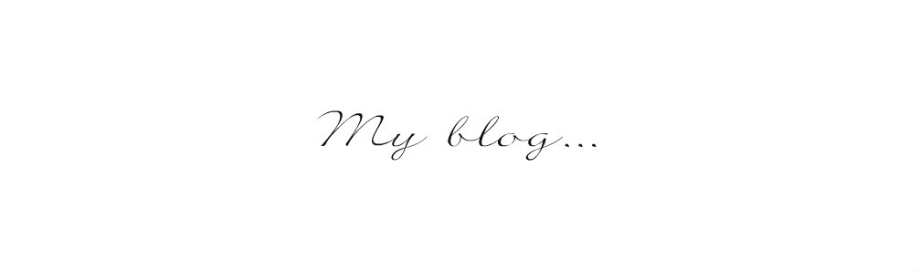 Faby's blog