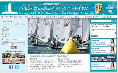 boat show page