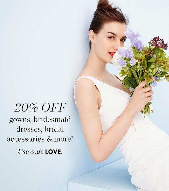 J.Crew Aficionada: The J.Crew Wedding Event: 20% Off Gowns ...