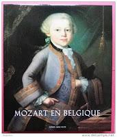 Mozart en Belgique : Un enfant prodige traverse les Pays-Bas méridionaux, 1763-1766 / Sous la direction de Fons de Haas et Irène Smets ; Pieter Andriessen...Avec une préface de Gerard Mortier. (1990)