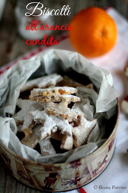 bloggelfe: biscotti all'arancia candita per tutti! ( senza glutine, né uova, né lattosio )
