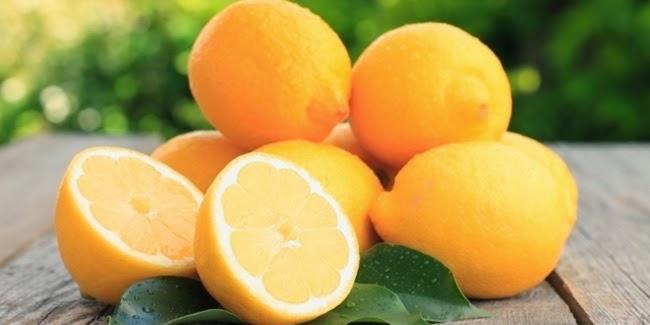 Cara Memutihkan Kulit Dengan Lemon dan Jeruk