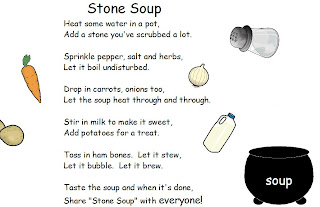 You a Printable Story of Stone Soup old stranger was walking through