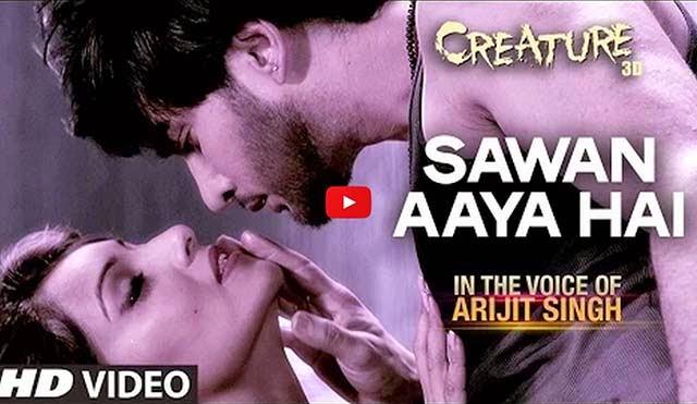 Sawan Aaya Hai Guitar Tabs Arijit Singh - Creature 3D Songs