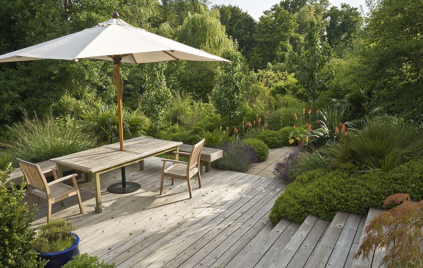 Trädgårdsplanerign