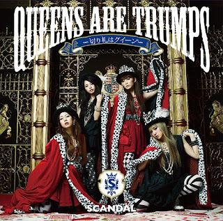 Download Scandal - Queens Are Trumps (Album)