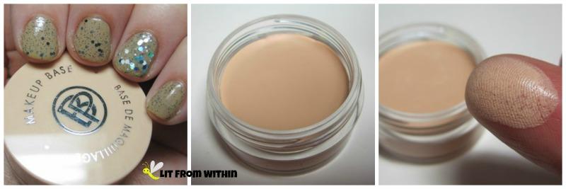 BellaPierre multi-purpose base - shadow primer, concealer, and illuminator.