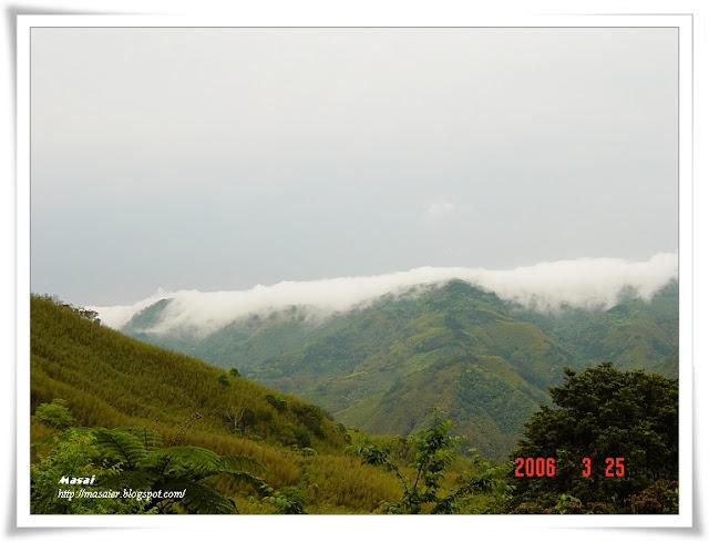 新竹六號花園-山裡的雲海