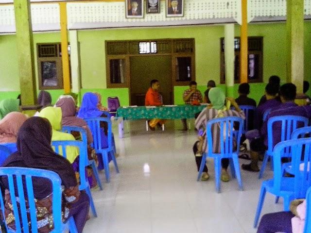 Pemerintah Desa Ngrejeng adakan Sosialisasi DAK Pendidikan
