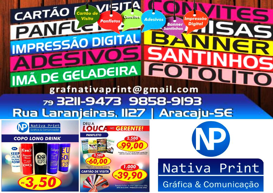 Nativa Print Grafica e Comunicação