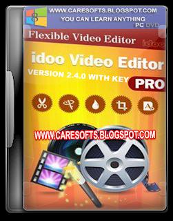 idoo Video Editor Pro 2.4.0 Full Version