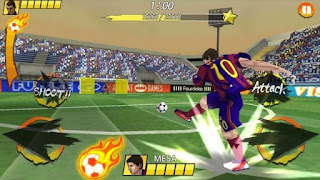 Football King Rush v1.6.03 [MOD] - andromodx