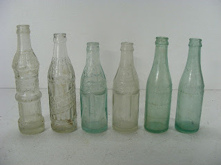 Vintage Soda Bottles 25each