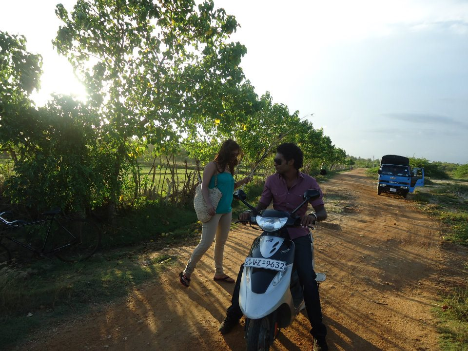 Upeksha Swarnamali And Akalanka Ganegama Our Lanka: Making of C...